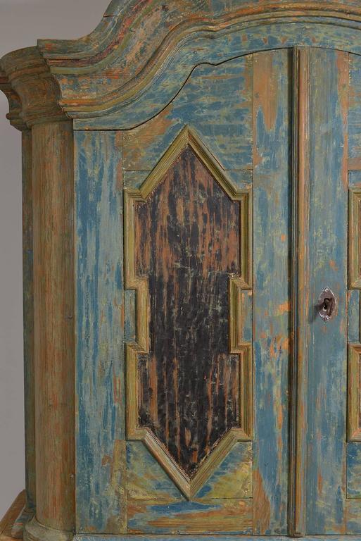 Rococo Cabinet For Sale 1
