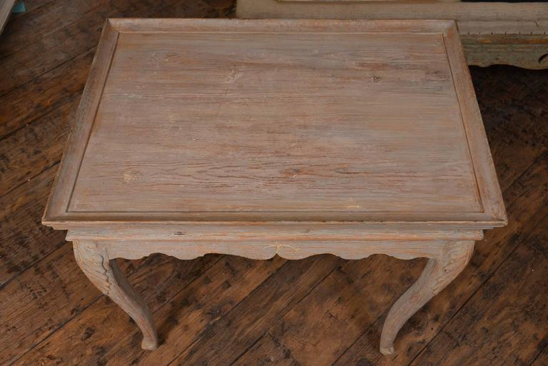 Swedish Rococo Tray Table 7