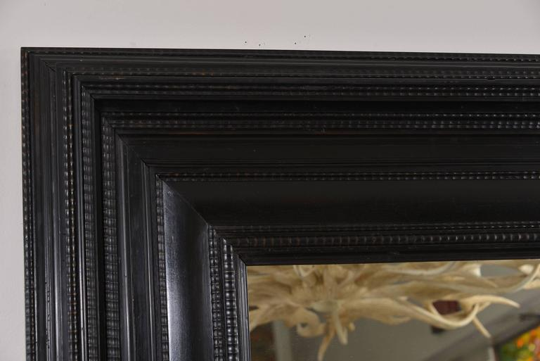 19th Century Dutch Mirror In Excellent Condition For Sale In Houston, TX