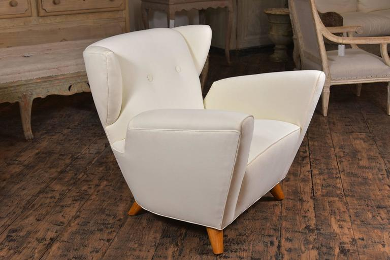 Pair of Vintage Italian Chairs 4