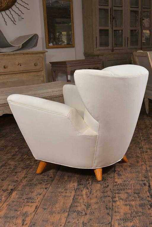 Pair of Vintage Italian Chairs 8