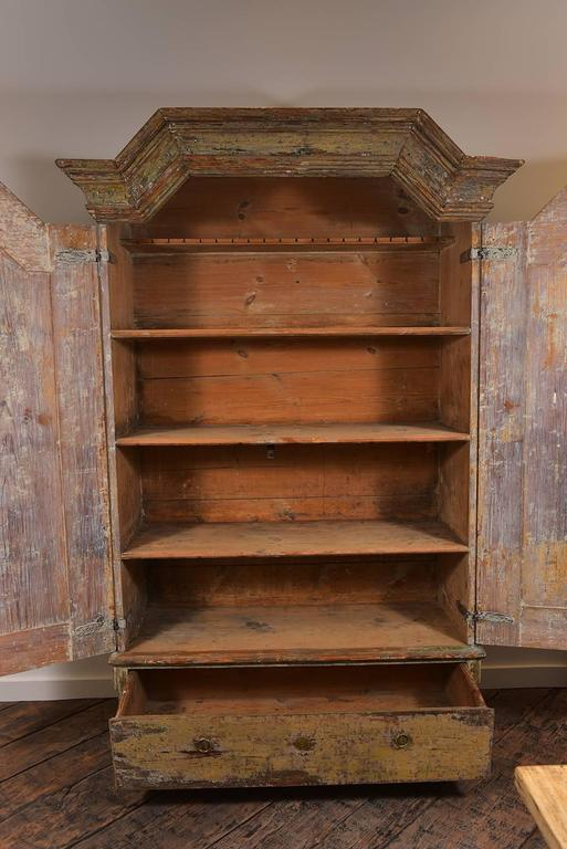 Swedish Baroque Cabinet 2