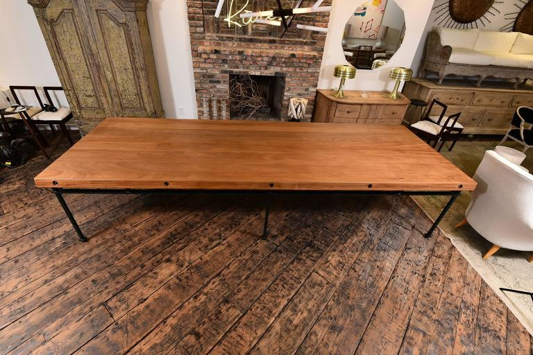 French Refectory Table For Sale 3