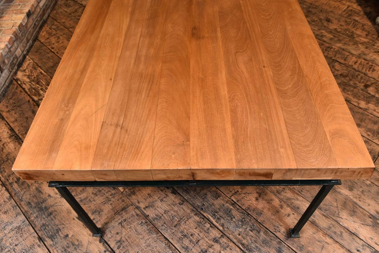 French Refectory Table For Sale 4