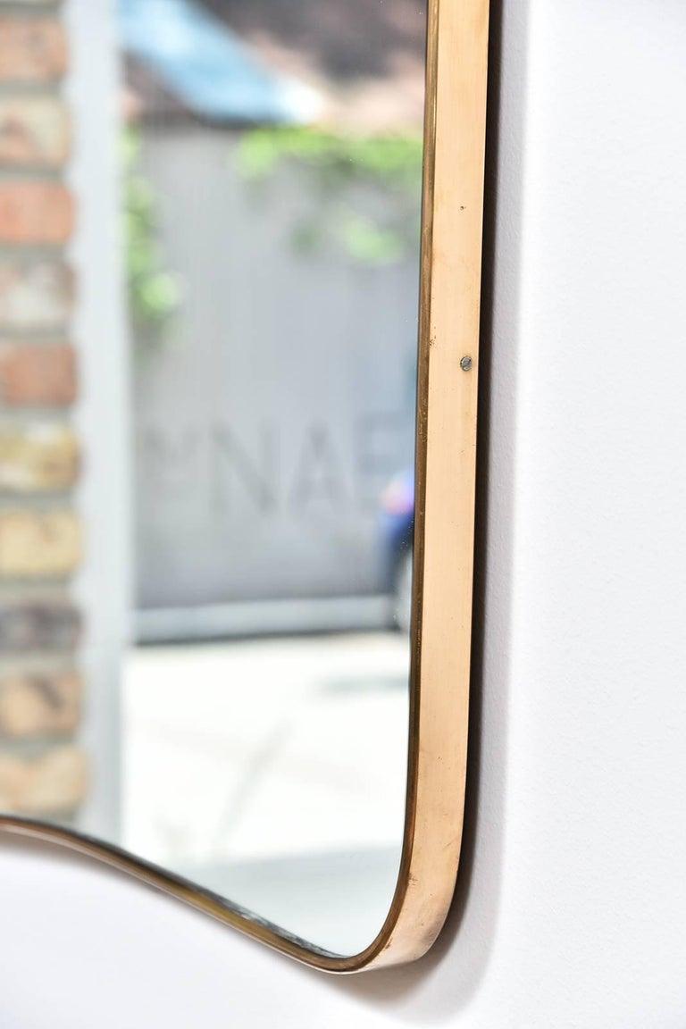 Vintage Italian Mirror For Sale 2