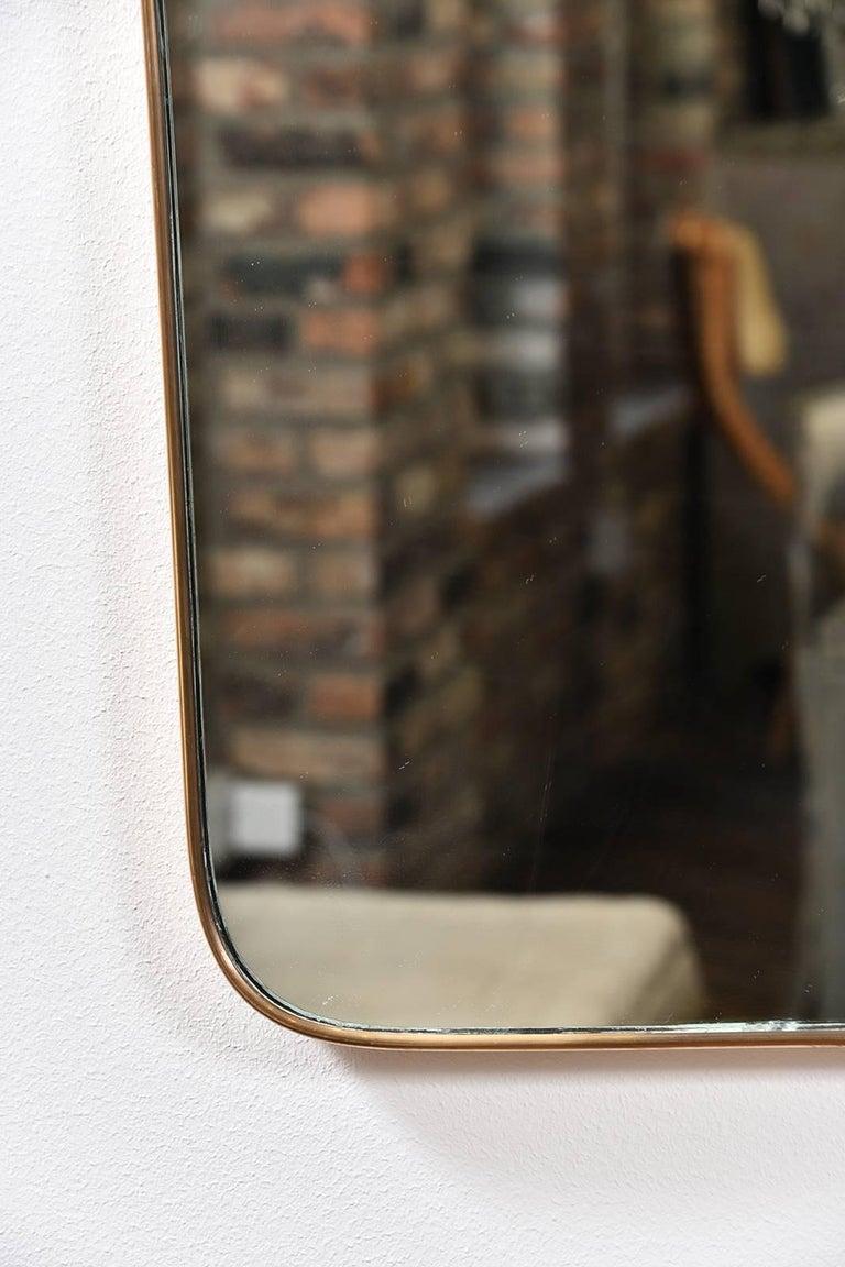 Vintage Italian Mirror For Sale 3