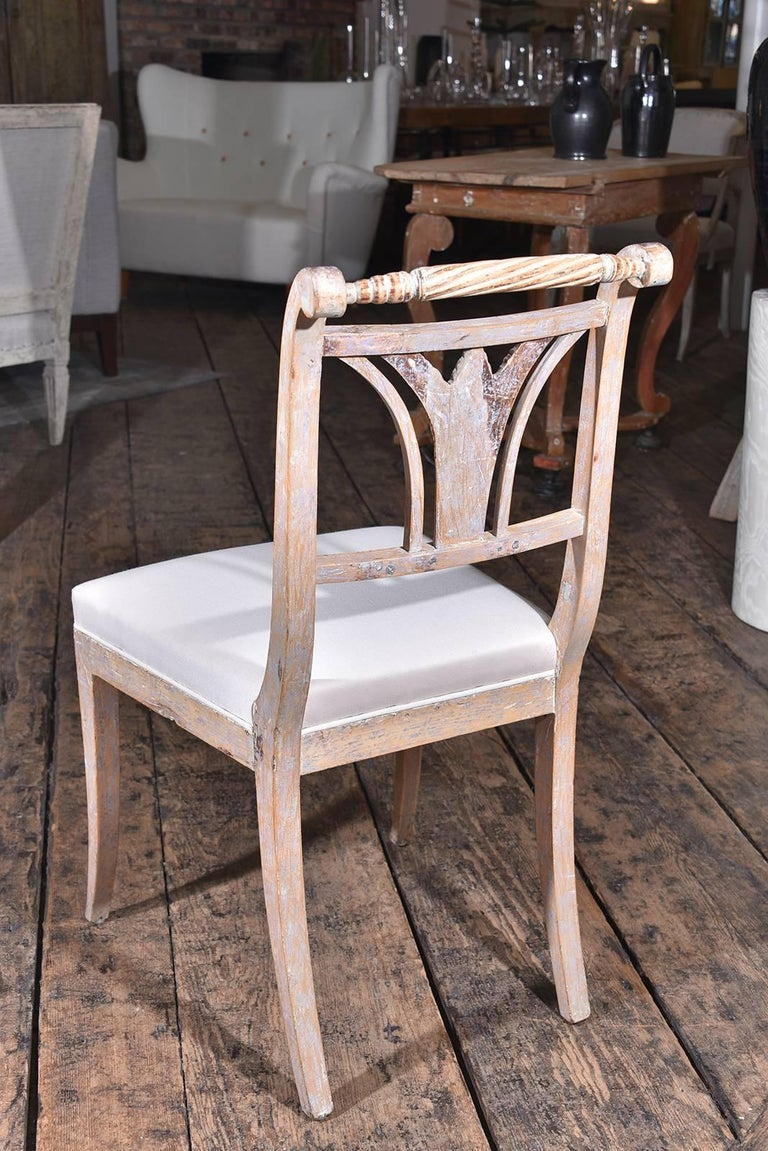 Swedish Dining Chairs For Sale 1