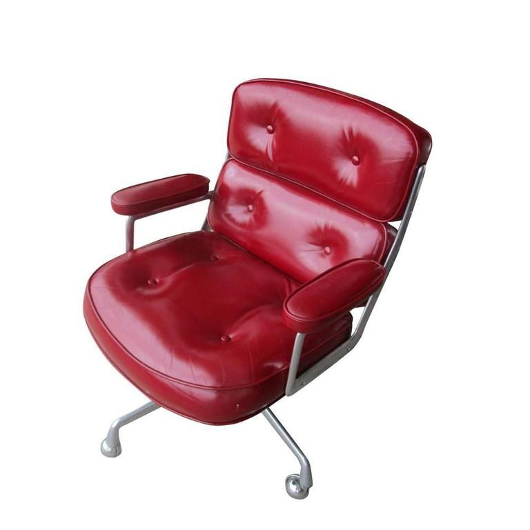 Vintage herman miller time life chair mr14834 at 1stdibs - Vintage herman miller ...