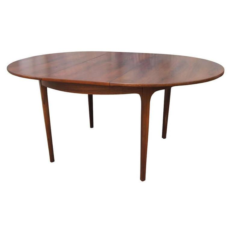Expandable Coffee Table vintage expandable butterfly leaf dining table for sale at 1stdibs