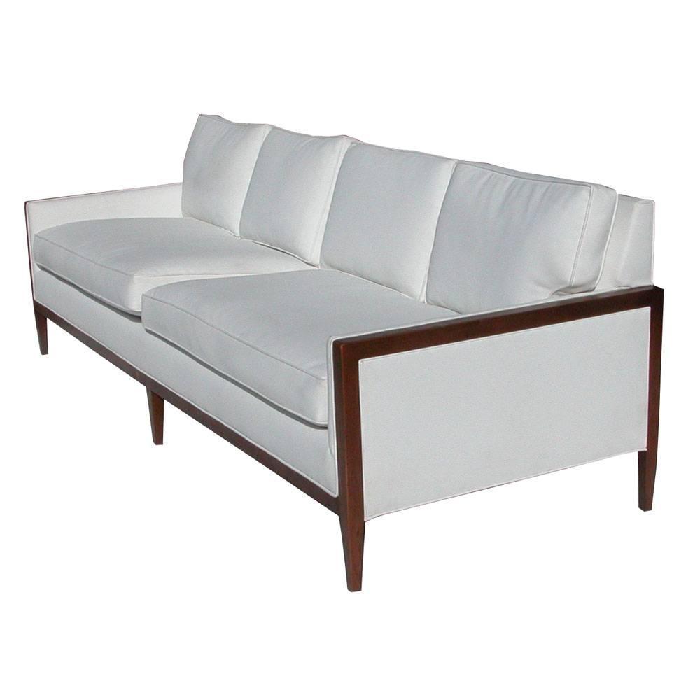 Vintage Restored Stow Davis Sofa For Sale At 1stdibs