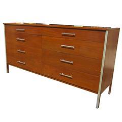 """66"""" Vintage Paul McCobb Double Dresser for Calvin"""