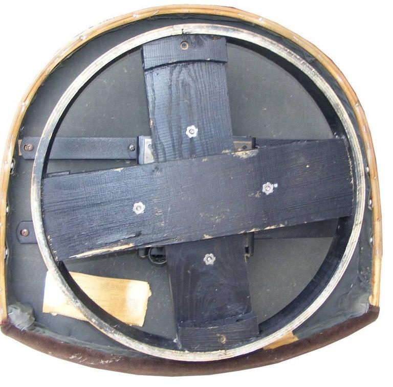 Vintage Mid-Century Barrel Swivel Lounge Chair by Milo Baughman Thayer Coggin 9