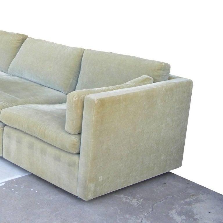 American Vintage Mid-Century Knoll Pfister Sofa For Sale