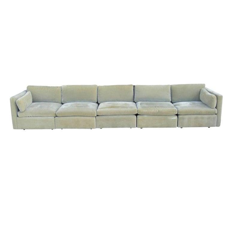 Vintage Mid-Century Knoll Pfister Sofa 2