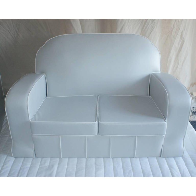 1930s Art Deco Loveseat Settee For Sale At 1stdibs