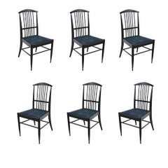Set of 6 Chairs by Kerstin Horlin Holmquist for Asko Finland