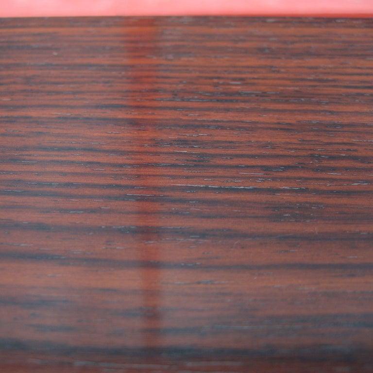 Vintage Mid-Century Modern Dyrlund / Drylund Rosewood Credenza For Sale 3