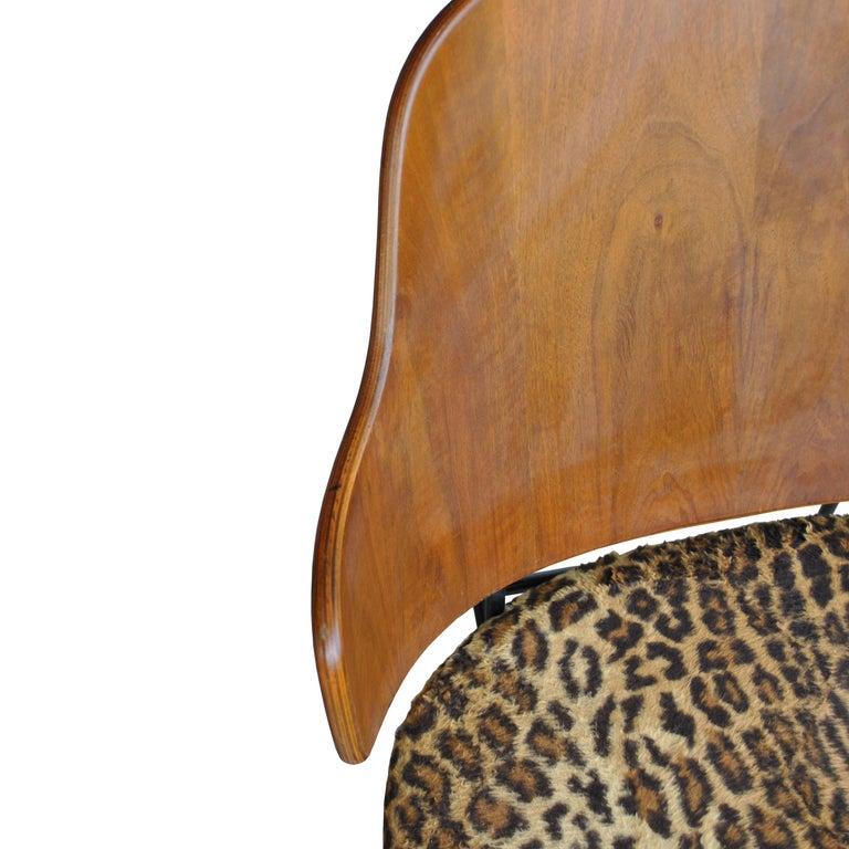 Two Vintage Danish Larsen Kofod Penguin Lounge Chairs For Sale 1