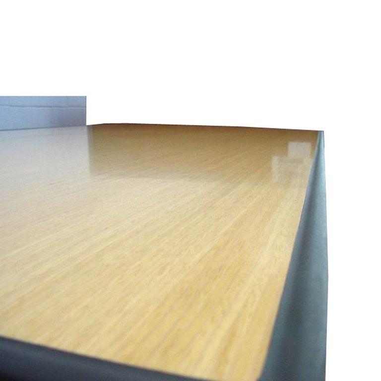 Knoll Propeller Modular Table   In Good Condition For Sale In Pasadena, TX
