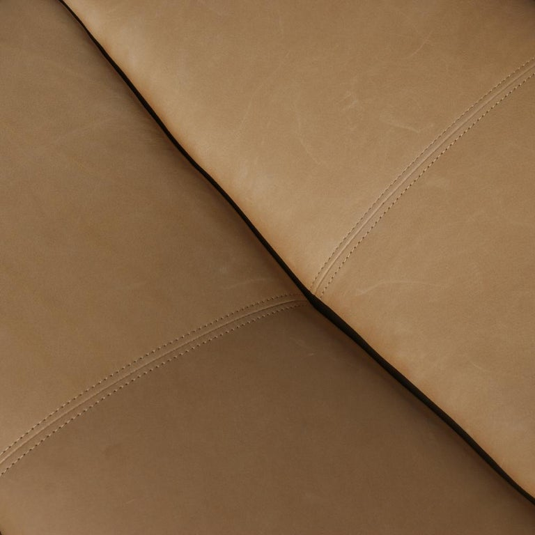 Late 20th Century Tobia Scarpa for B&B Italia Coronado Lounge Chair For Sale
