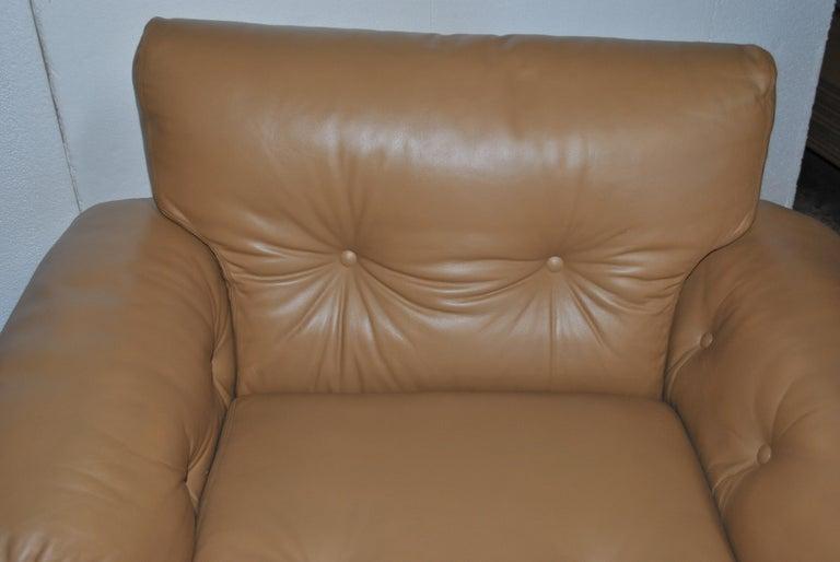 Tobia Scarpa for B&B Italia Coronado Lounge Chair For Sale 1