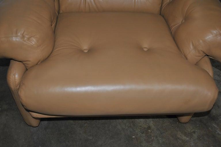 Tobia Scarpa for B&B Italia Coronado Lounge Chair For Sale 2