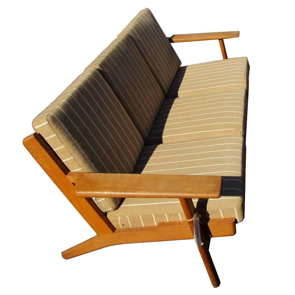 Vintage Midcentury Hans Wegner Sofa For Getama For Sale At