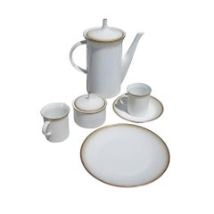 Vintage Kontrollstelle for Rosenthal Germany Coffee / Dessert Set 54 Pieces