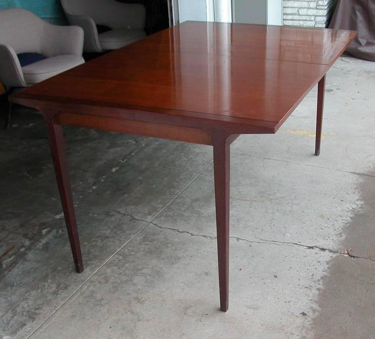 Drexel Table And Six Chairs Designed By John Van Koert. Dining Set By  Drexelu0026quot;