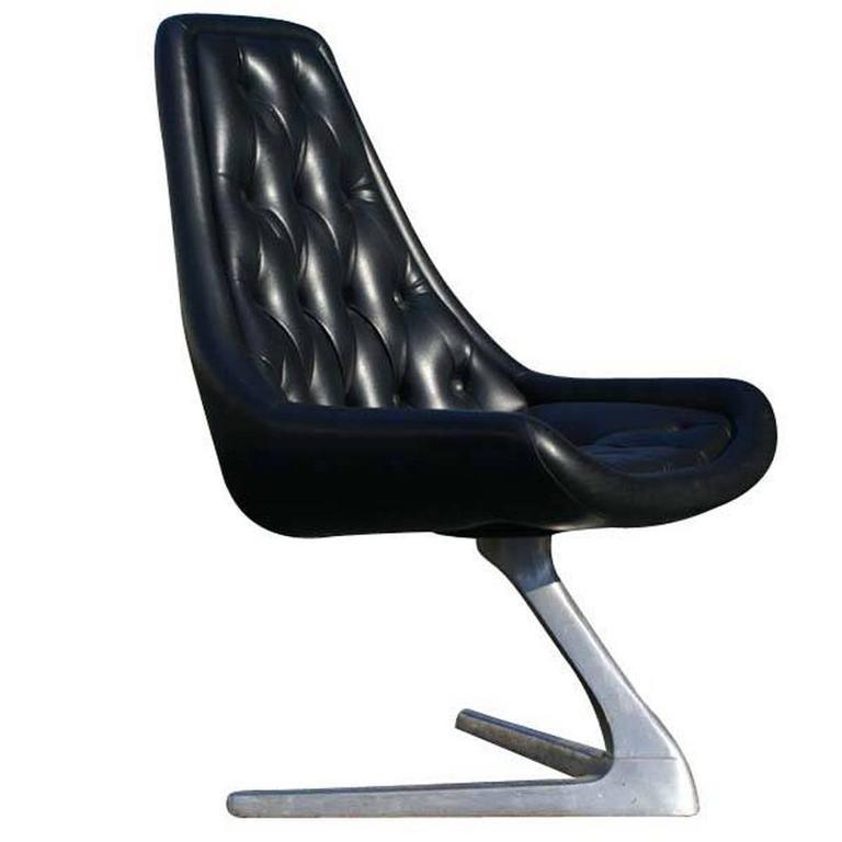 Phenomenal Star Trek Chromcraft Sculpta Unicorn Chair V Shaped Base Cjindustries Chair Design For Home Cjindustriesco