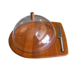 metro retro furniture. vintage digsmed teak serving cheese plate tray metro retro furniture e