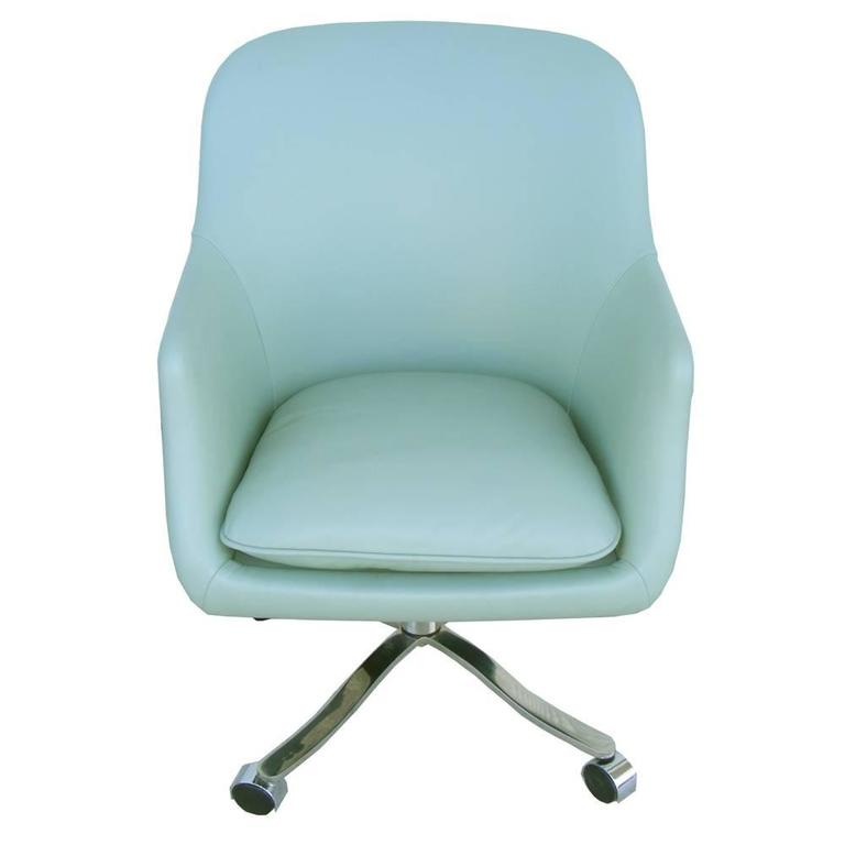 One Vintage Mid Century Zographos Alpha Desk Chair For