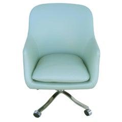 One Vintage Mid-Century Zographos Alpha Desk Chair