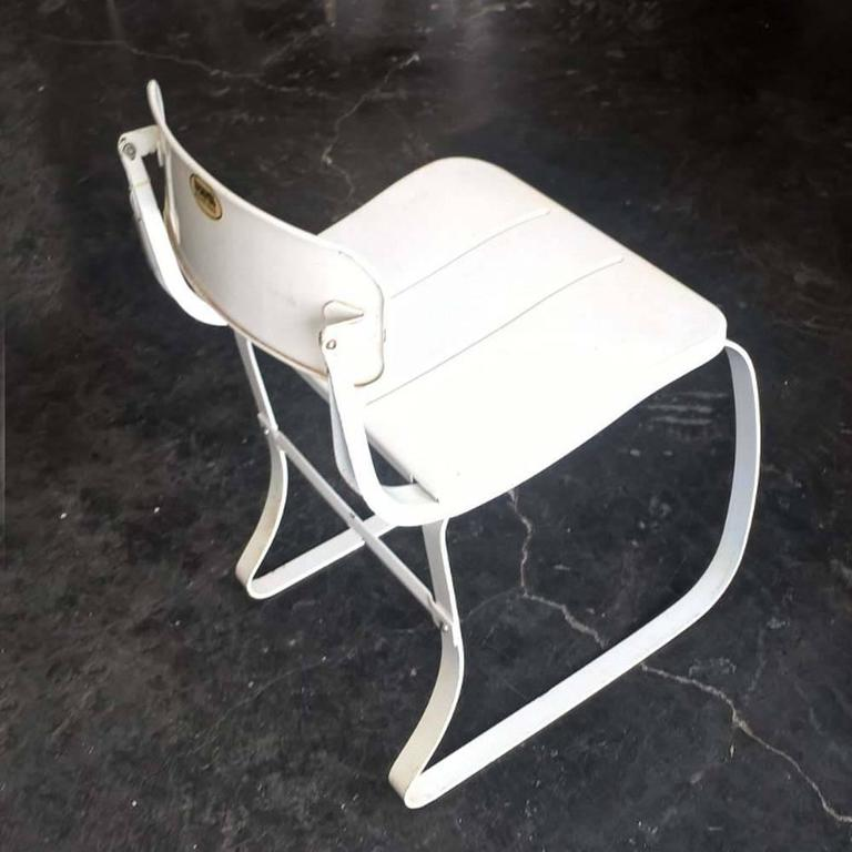 American Herman Sperlich For Ironrite Health Chair For Sale