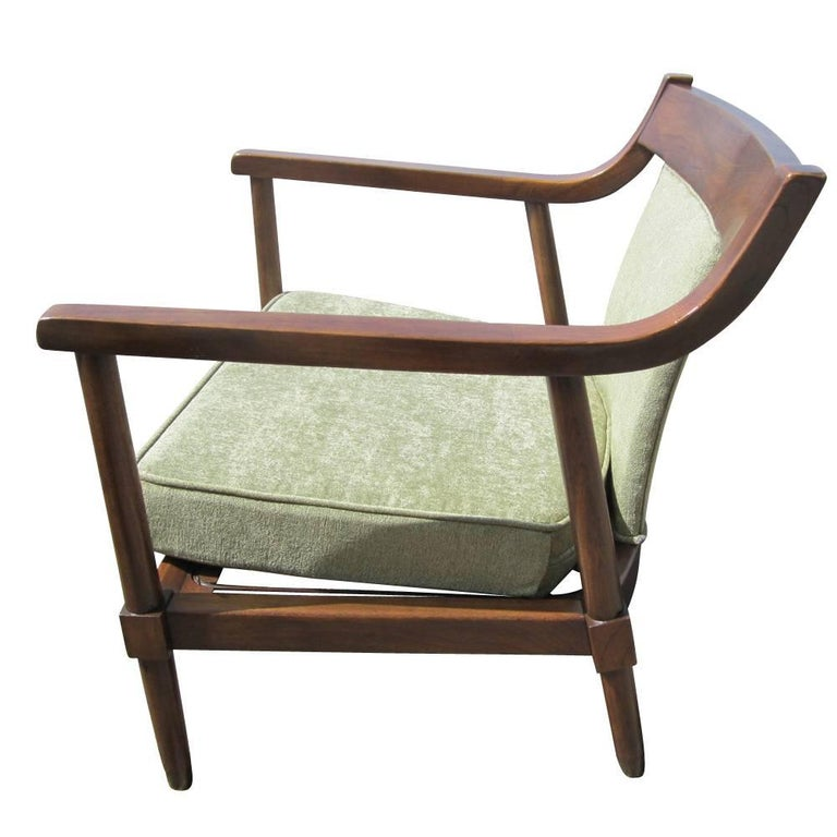 1 Mid Century Modern Lounge Chair American Furniture Of