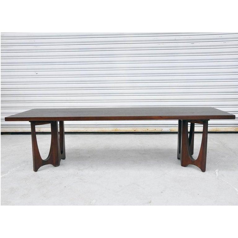 Admirable Vintage Midcentury Broyhill Brasilia Coffee Table Uwap Interior Chair Design Uwaporg