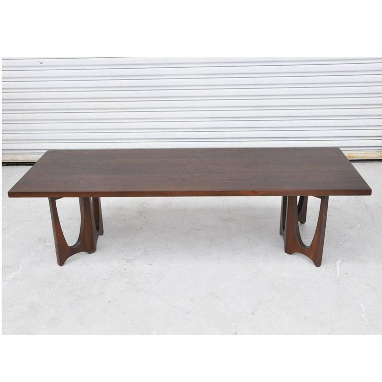 Prime Vintage Midcentury Broyhill Brasilia Coffee Table Uwap Interior Chair Design Uwaporg