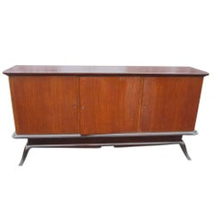 South American Au Meuble Rustique Vintage Sideboard