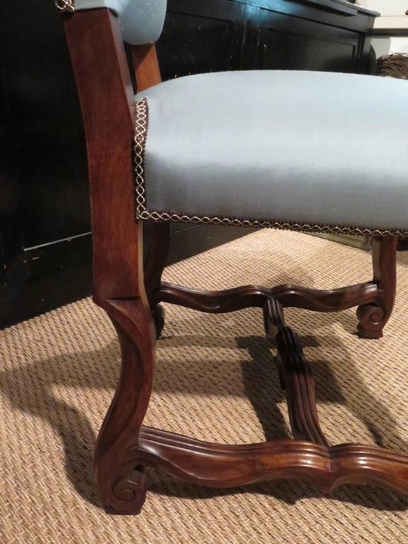 Spanish Renaissance Dining Room Chair For Sale