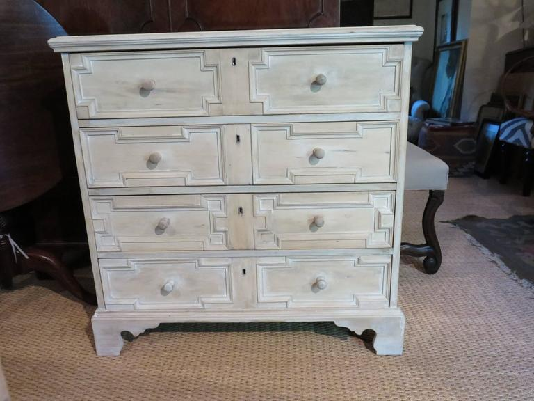 19th century jacobean chests with lime wash finish at 1stdibs Lime washed bedroom furniture