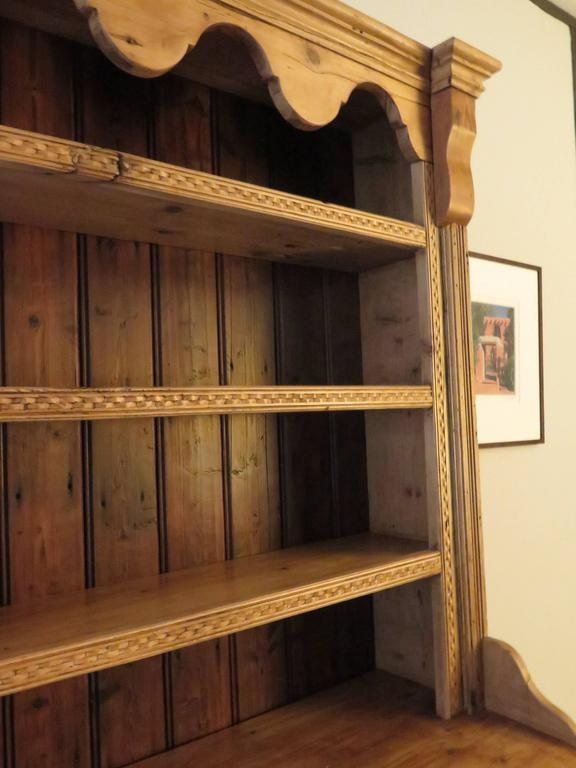 Late 19th Century Pine Welsh Dresser For Sale At 1stdibs