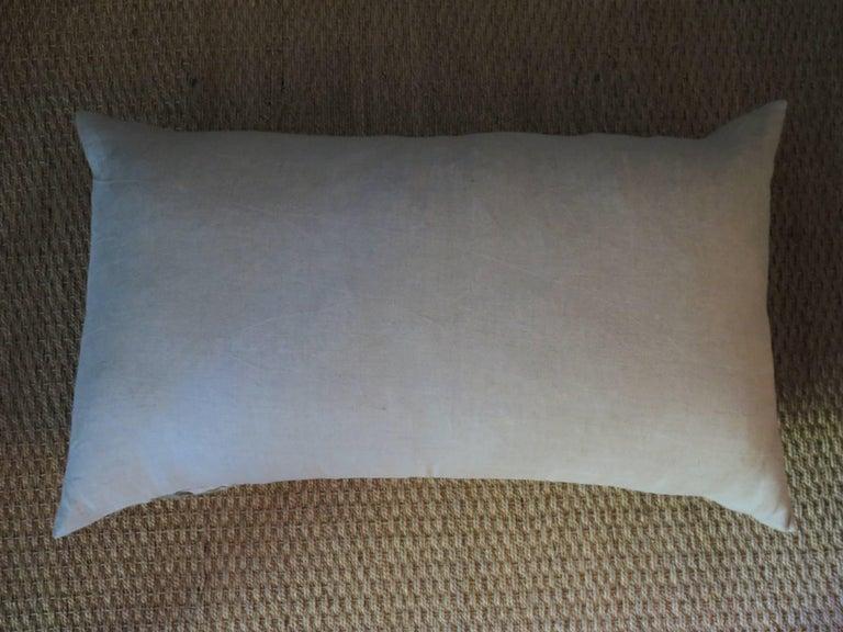Venetian Linen Pillow In Excellent Condition For Sale In Houston, TX
