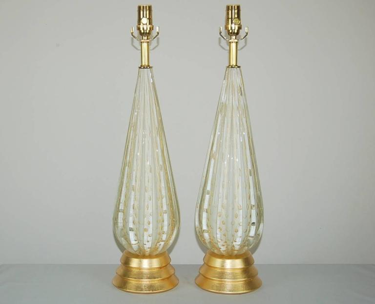white vintage murano table lamps for sale at 1stdibs. Black Bedroom Furniture Sets. Home Design Ideas
