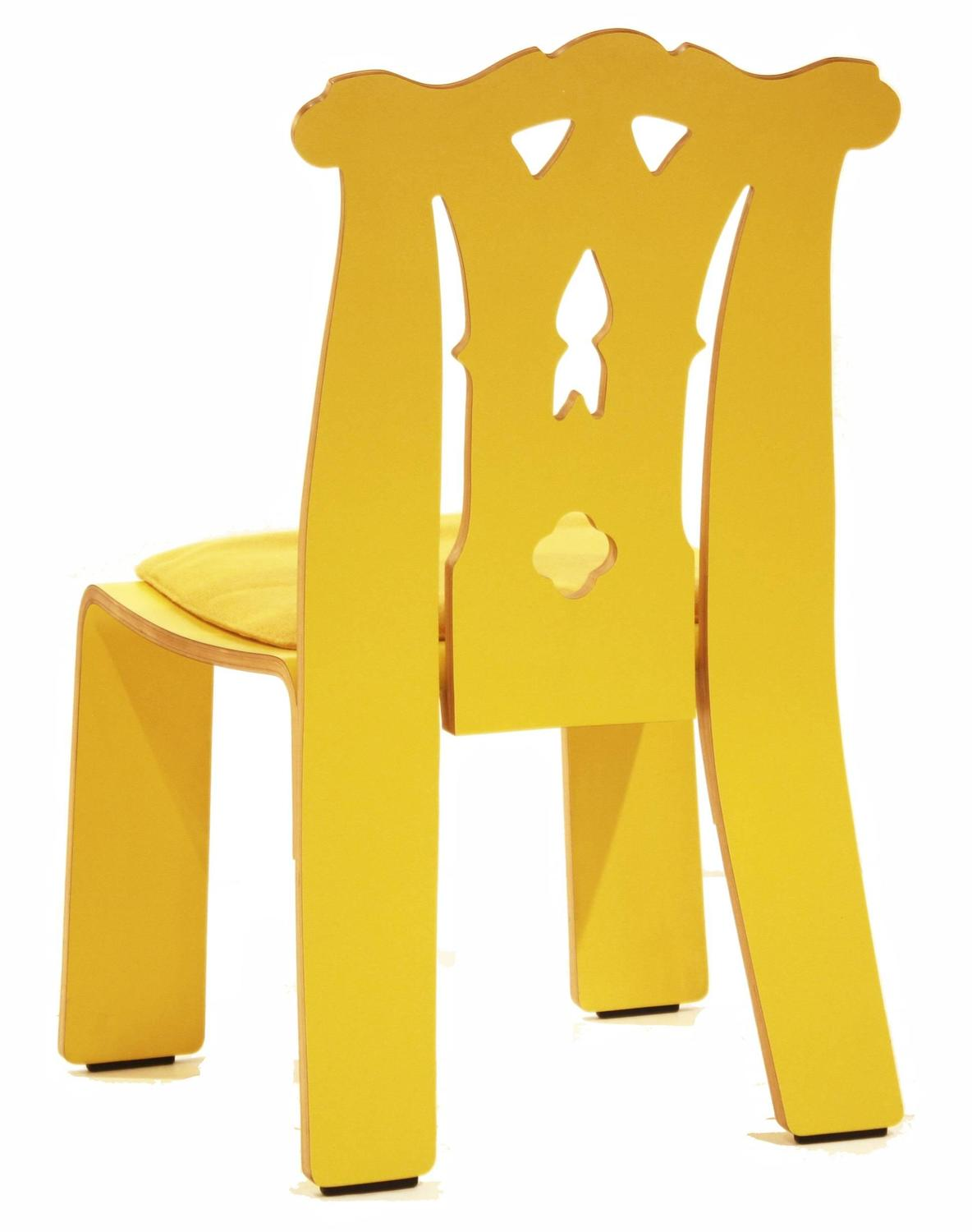 Robert Venturi S Quot Chippendale Quot Chair By Knoll For Sale At