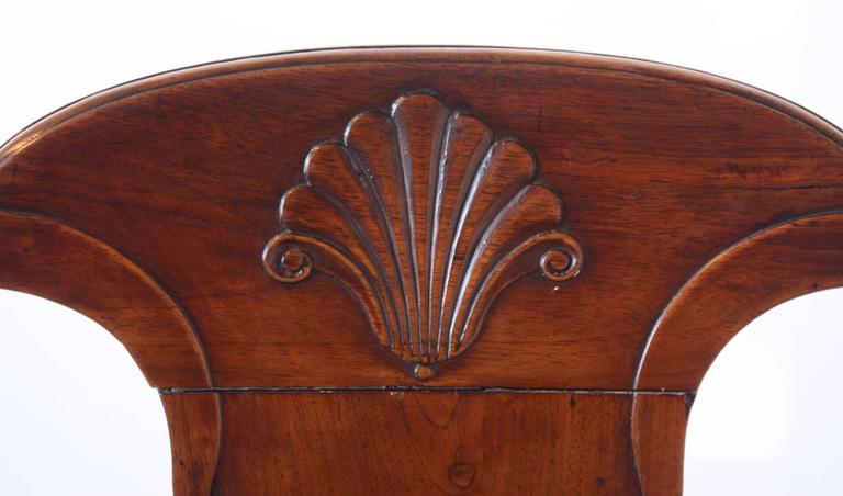 18th Century George I Walnut Armchair 6
