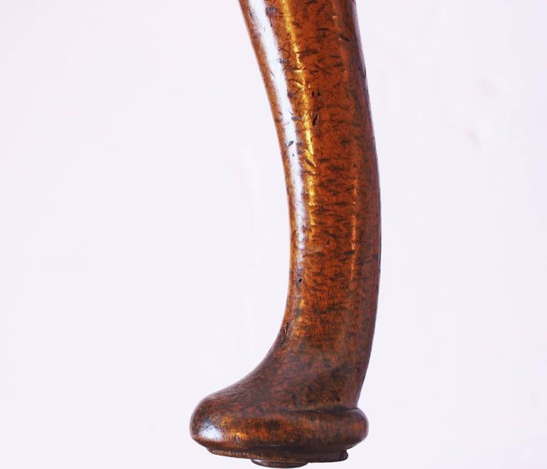 18th Century George I Walnut Armchair 5