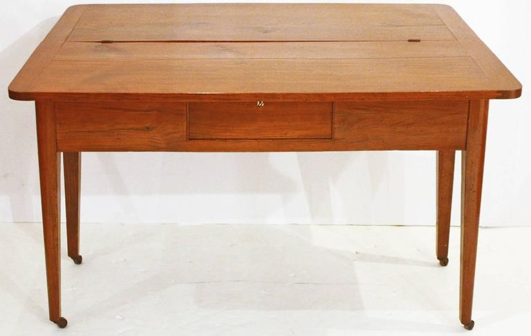 Small Pine Sideboard Table, American Probably Texas For Sale at 1stdibs