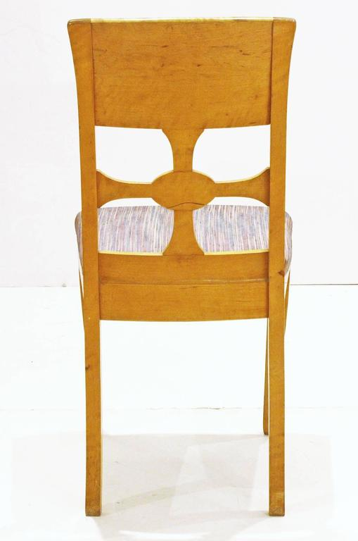 Set of Six Chairs by Anton Kjaer, Copenhagen In Good Condition For Sale In Dallas, TX