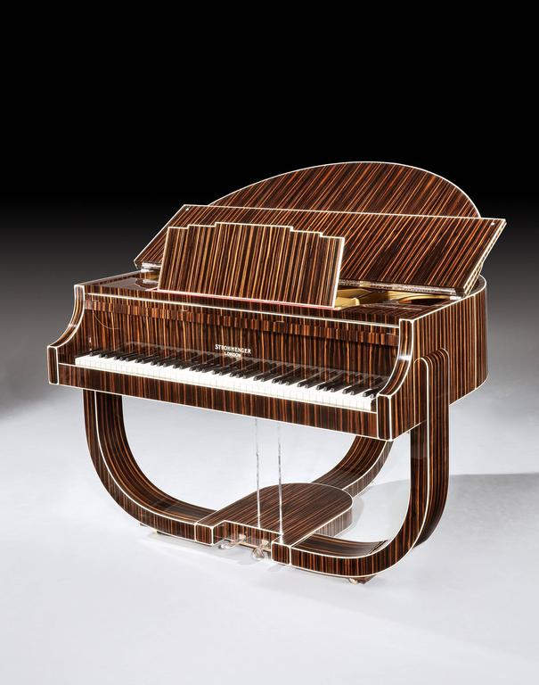 Strohmenger, London.