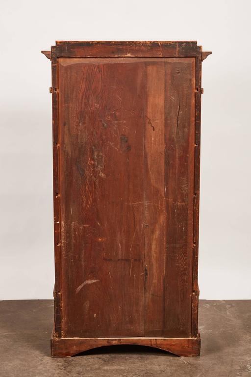 19th Century Danish Mahogany Empire Cabinet For Sale 6